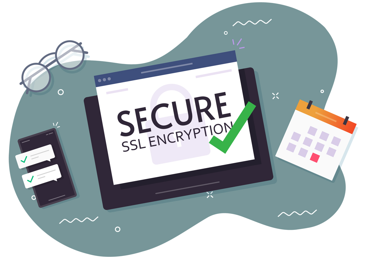 SSL Certificate,cryptographic key
