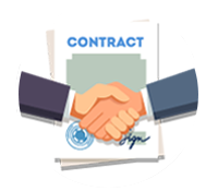 Publication of contracts